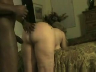 Big Ass Titty White Bitch getting Fucked hard