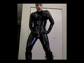 Latex Rubberdoll Dominatrix
