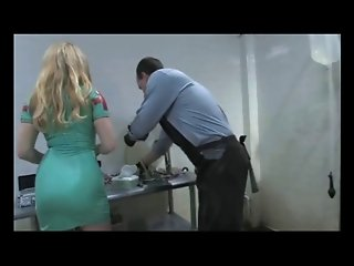Sexy girls funny enema party