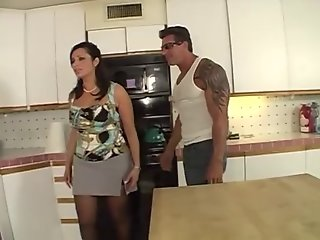 Naughty Housewife and Her Plumber...F70