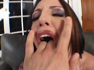 True Skank Deja Dare getting Fucked in all Holes - SurlyD!!