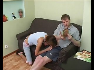 Teen Creampie 7 (west)