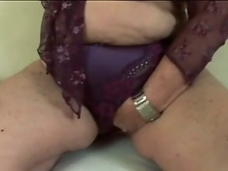 Bbw granny fucking by young