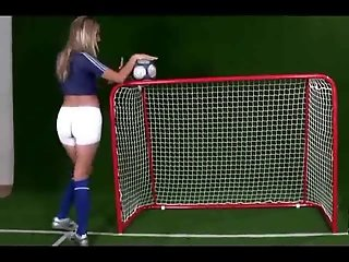 Body Painting Soccer -3