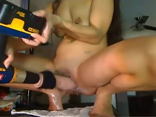 The most extreme pussy drill by elpirata webcam