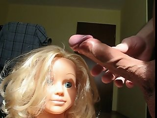 Doll Suck Real Huge Excited Penis
