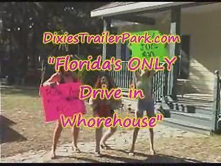 FLORIDA's ONLY DRIVE THRU WHOREHOUSE