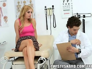 Lexi Belle visits her doctor to get a professional opinion o