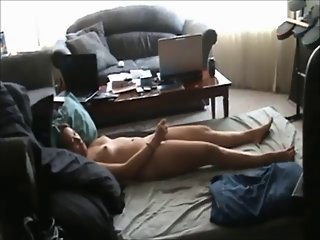 Hot chubby milf fucked on hidden cam