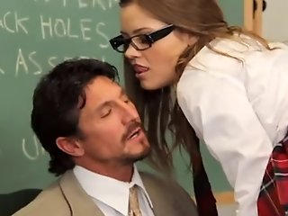 Seducing Her Teacher...F70