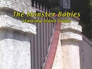 Teen Babysitter and the monster babies