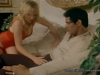 Herschel Savage and Sunny Day hot classic porn fucking
