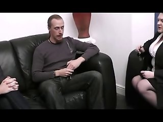 Bibi sucks her friends husband