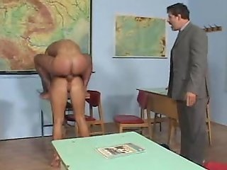 WTF! Anal sex in my class?!
