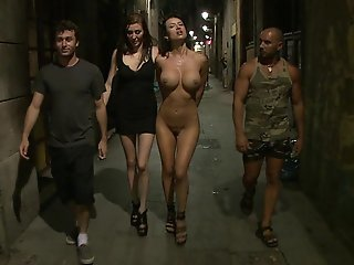 Franceska is Publicly Caned